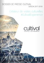 DP Cultival 2018 visites guidées Paris