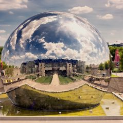 La Géode - La Villette - Paris